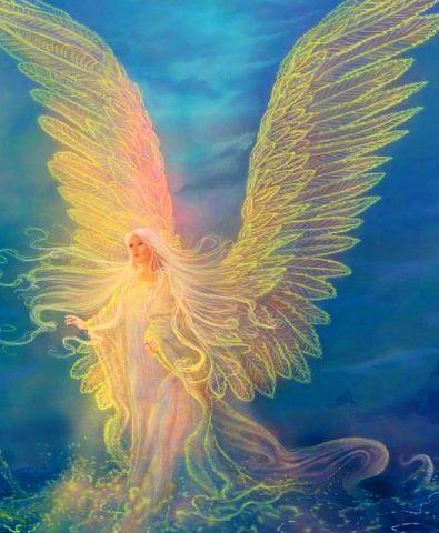 immagine angelo