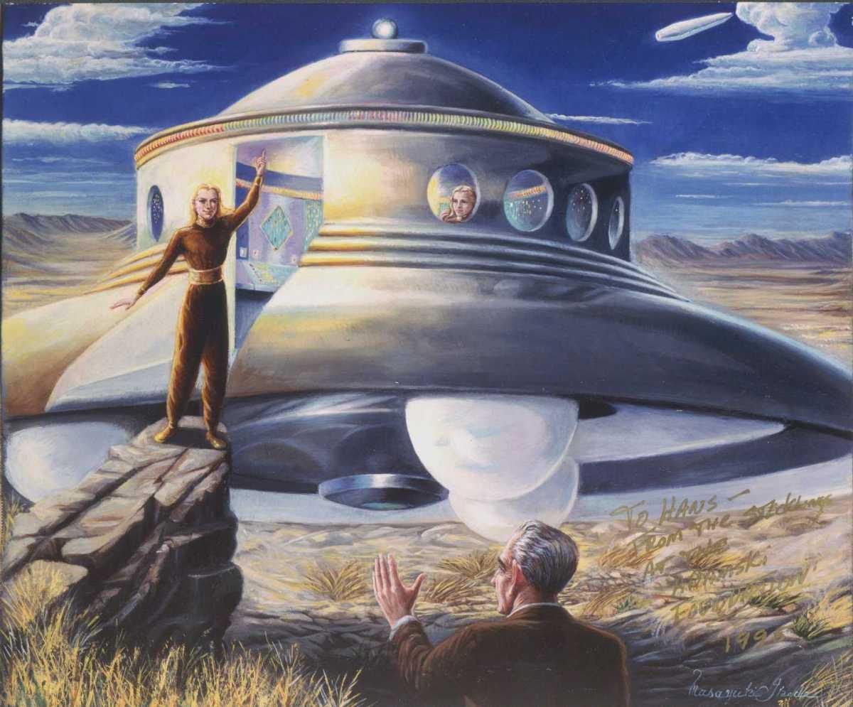 Gli extraterrestri sono gli Angeli?